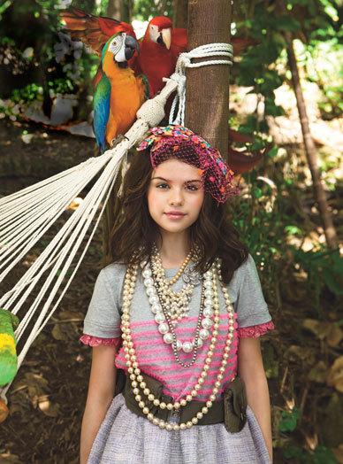 Foto de Las jóvenes vienen con fuerza: Selena Gómez en Teen Vogue (4/14)