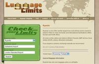Luggage Limits: no más dudas sobre cuánto equipaje podemos llevar al avión