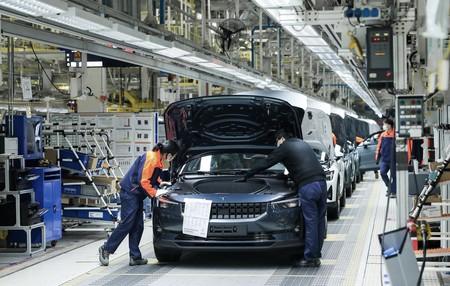 Polestar china coche eléctrico