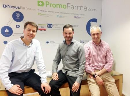 El 'marketplace de la salud' PromoFarma cierra una ronda de 3 millones de euros