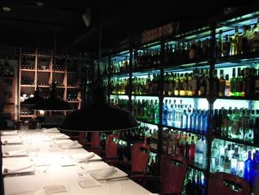 Maridaje en el restaurante Speakesy y Dry Martini en Barcelona