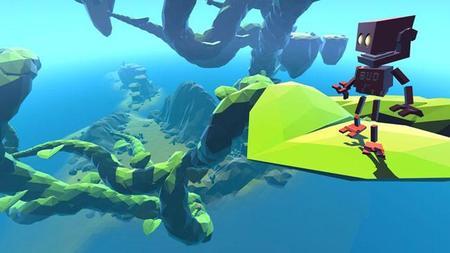Ubisoft revela el juego Grow Home