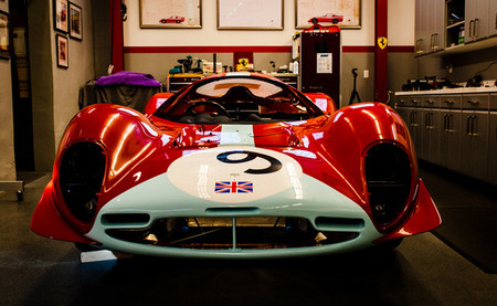 Maranello Concessionaires, el primo británico de la Scuderia Ferrari
