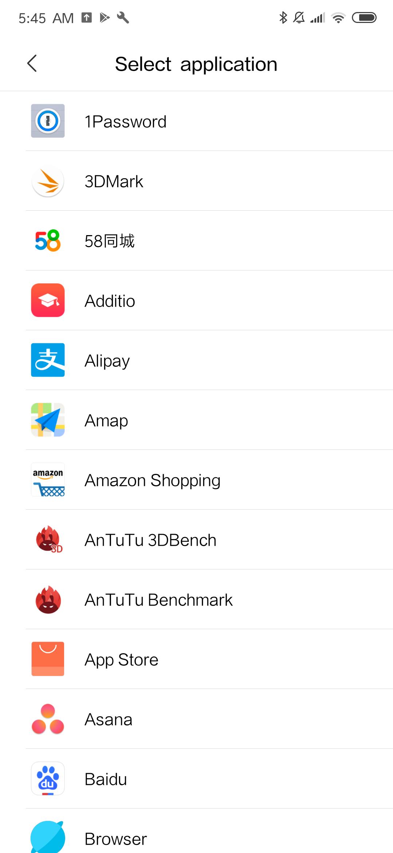 Foto de Xiaomi Mi Mix 3 interfaz (22/23)