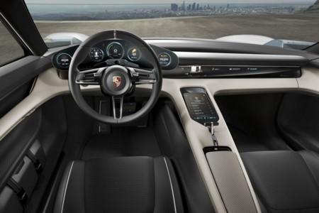 Porsche Mission E Concept 3