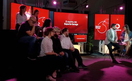 Vodafone presenta Esports Garage, un espacio dedicado a los aficionados
