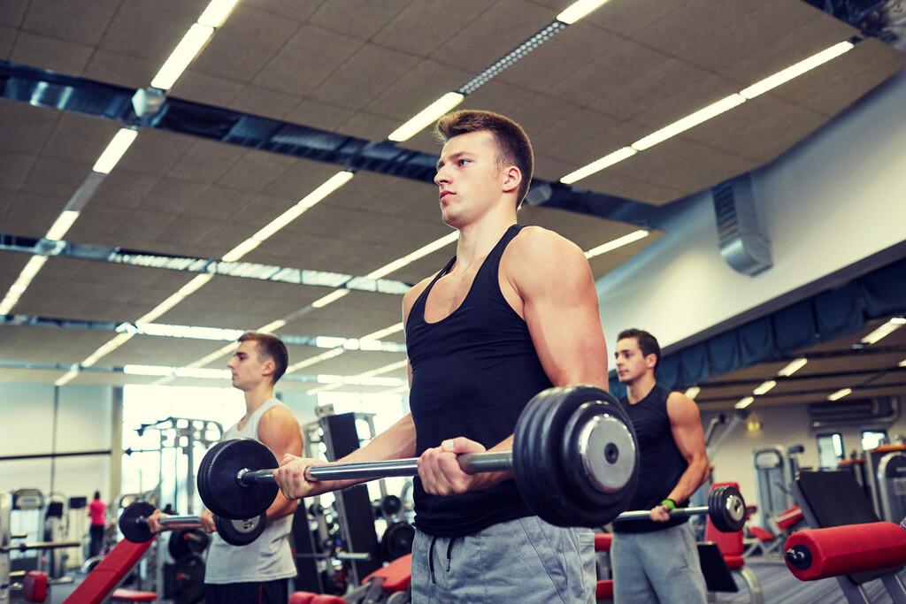 Si eres principiante en el gimnasio estas son cinco señales de que estás entrenando bien