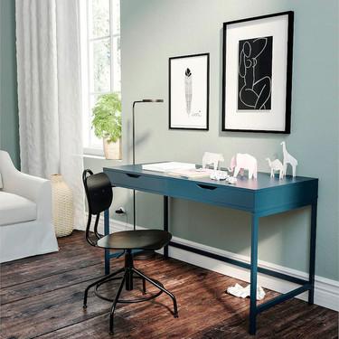 Consejos, ideas y algunos Ikea Hack para crear una zona de trabajo en casa confortable y con mucho estilo
