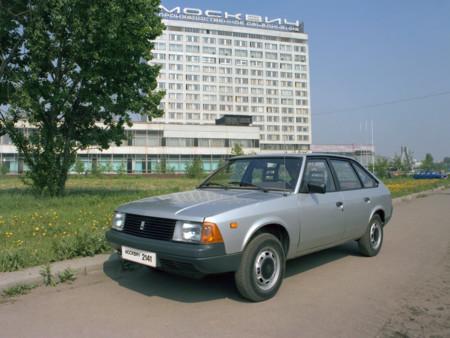 Azlk Moskvich 2141 2
