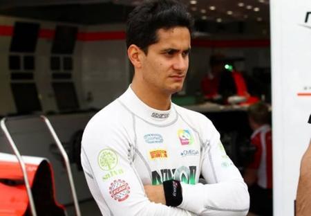 Caterham confirma a Julián Leal para las pruebas de Silverstone