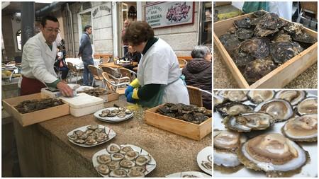 Mercado Pedra Ostras