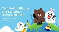 Line ya permite llamar a fijos y móviles, pero solo desde Android