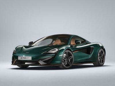 "McLaren 570GT ""XP Green"", el homenaje al XP GT ""Longtail"" que costará 4.5 millones de pesos"