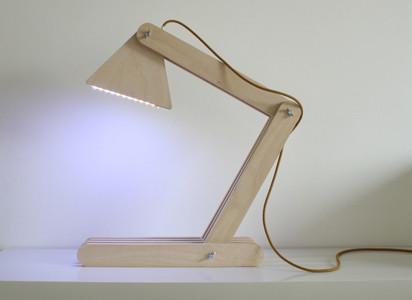 Residue Lamp, una lámpara versátil