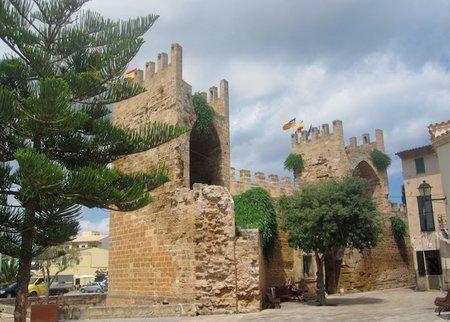 Un paseo por Alcúdia, Mallorca