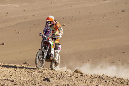 Laia Sanz Rally Atacama 2016