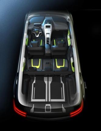 Foto de Chevrolet Volt MPV5 Concept (3/4)