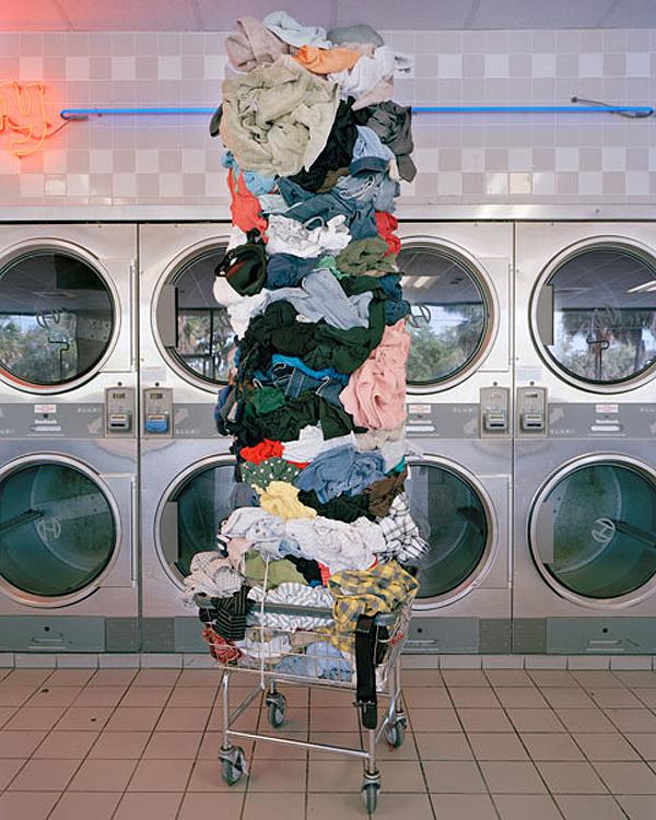 Foto de Material World, esculturas con nuestros desechos (1/7)