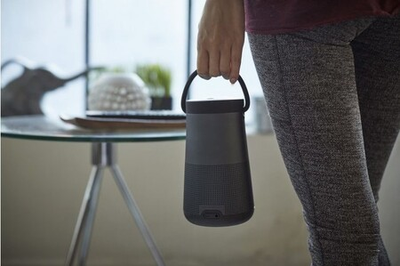 Bose Soundlink Revolve Plus Bluetooth Speaker Portable