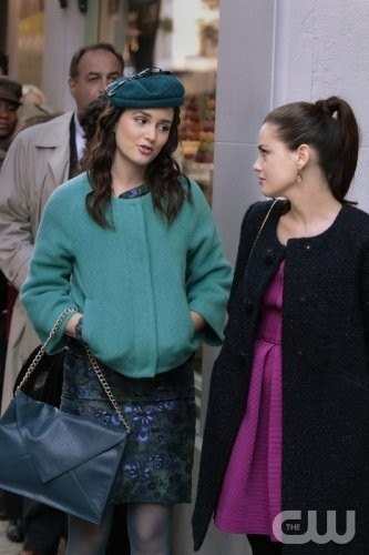 ¡Vuelve Gossip Girl! Más preppy que nunca, inspiración 100%