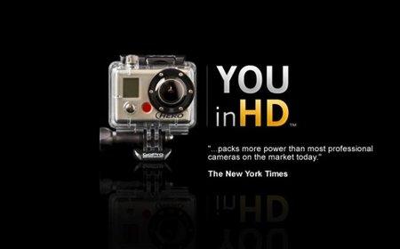 GoPro, para quienes quieren traer la cámara puesta