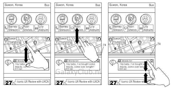 Foto de Samsung TouchWiz (nuevas patentes) (4/5)