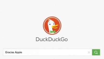 DuckDuckGo hace su debut en iOS 8 y Yosemite, pero ¿qué es DuckDuckGo?