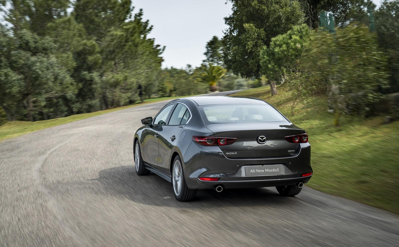 Foto de Mazda3 2019 Sedán (7/40)