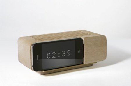 Alarmdock iphone