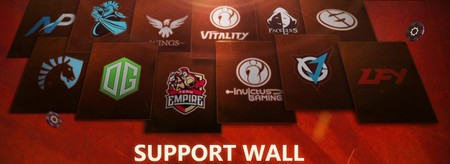 Support Wall