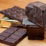 Chocolate que no se derrite para soportar las altas temperaturas sin nevera