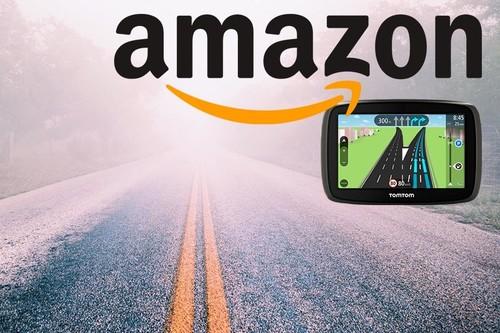 Ideales como regalo, Amazon tiene estos días varios modelos de navegadores GPS de TomTom rebajados