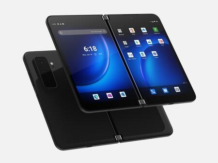 """Surface Duo 2: doble pantalla y bisagra """"inteligente"""" para la experiencia multitarea más completa de Microsoft"""
