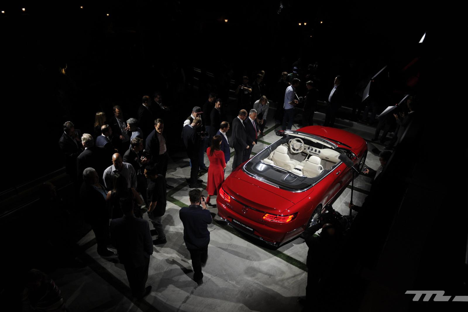 Foto de Mercedes-Maybach S 650 Cabrio (13/37)