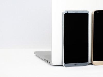 Los LG V30 y LG G7 llegarían al mercado antes de lo previsto
