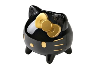 Altavoces de lujo de Hello Kitty