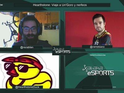 Hearthstone: Viaje a Un'Goro con Ramekiano y Duck