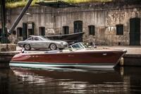 La Riva Aquarama Lamborghini vuelve a surcar las aguas