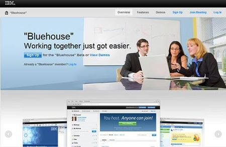 Bluehouse: el entorno colaborativo para empresas de IBM