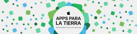 """Apple celebra el Día de la Tierra con la iniciativa """"Apps para la Tierra"""""""