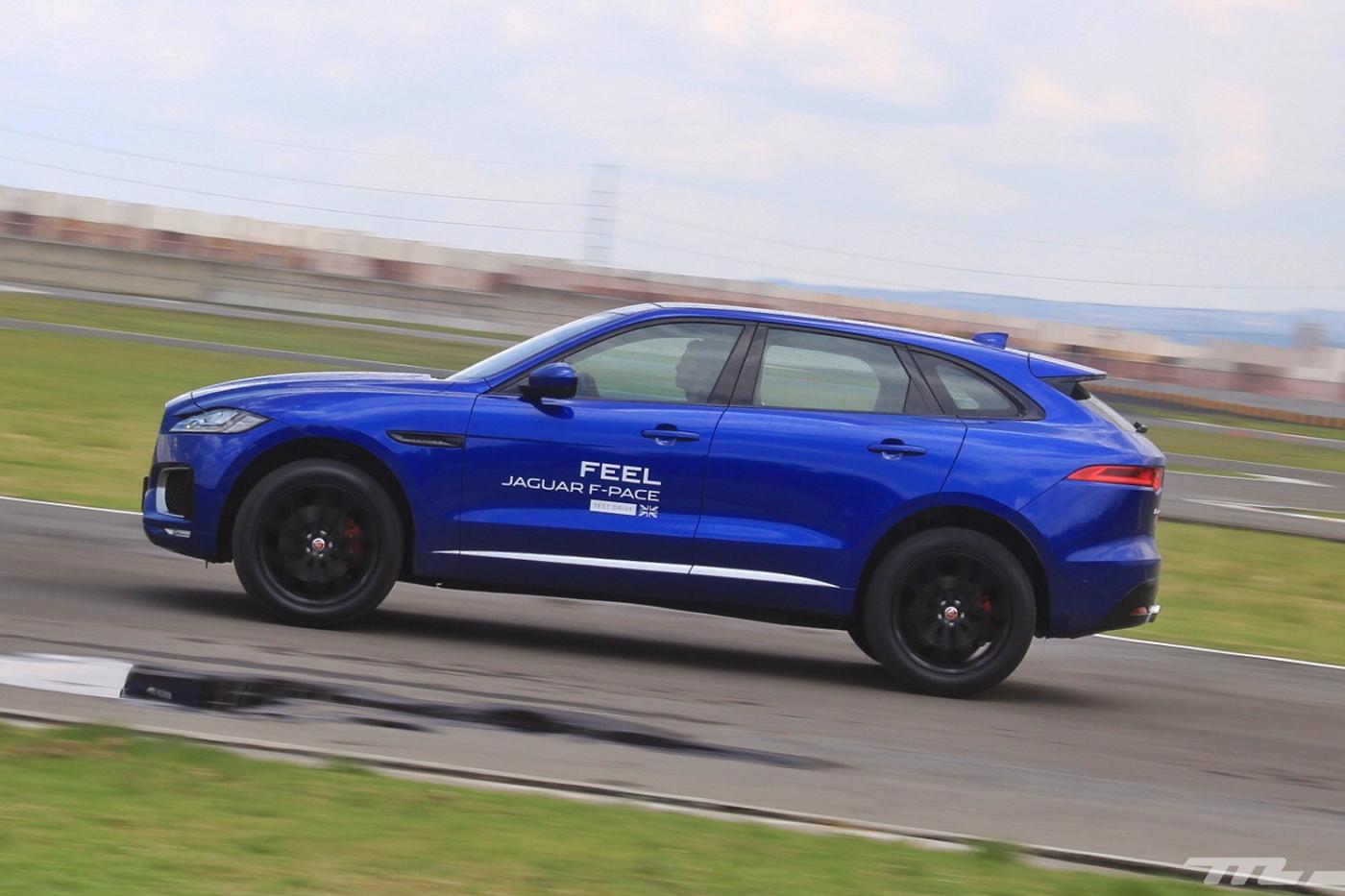 Foto de Jaguar F-Pace (11/13)