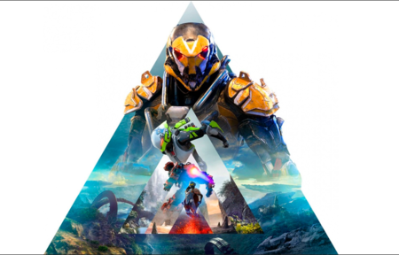 Anthem en cuatro explosivos minutos de gameplay cooperativo [E3 2018]