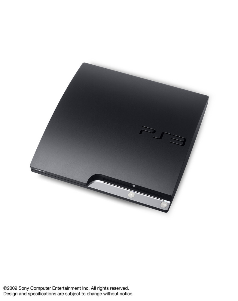 Foto de Sony PS3 Slim (4/9)