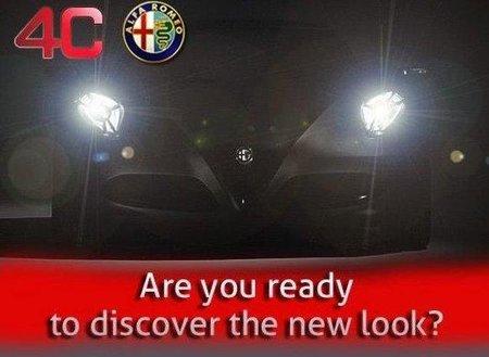 Alfa Romeo presentará en Fráncfort un nuevo 4C