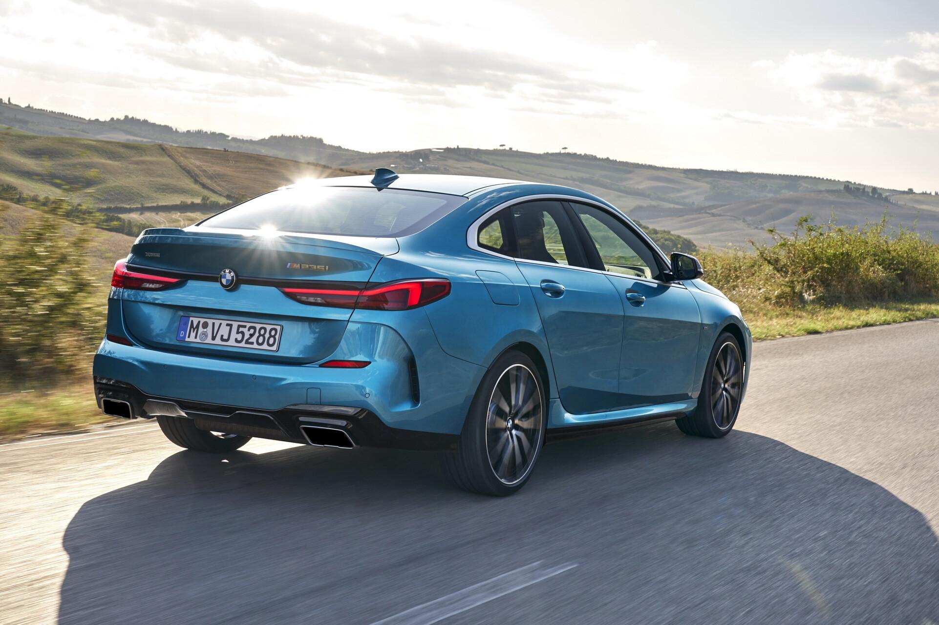 Foto de BMW Serie 2 Gran Coupé (5/24)