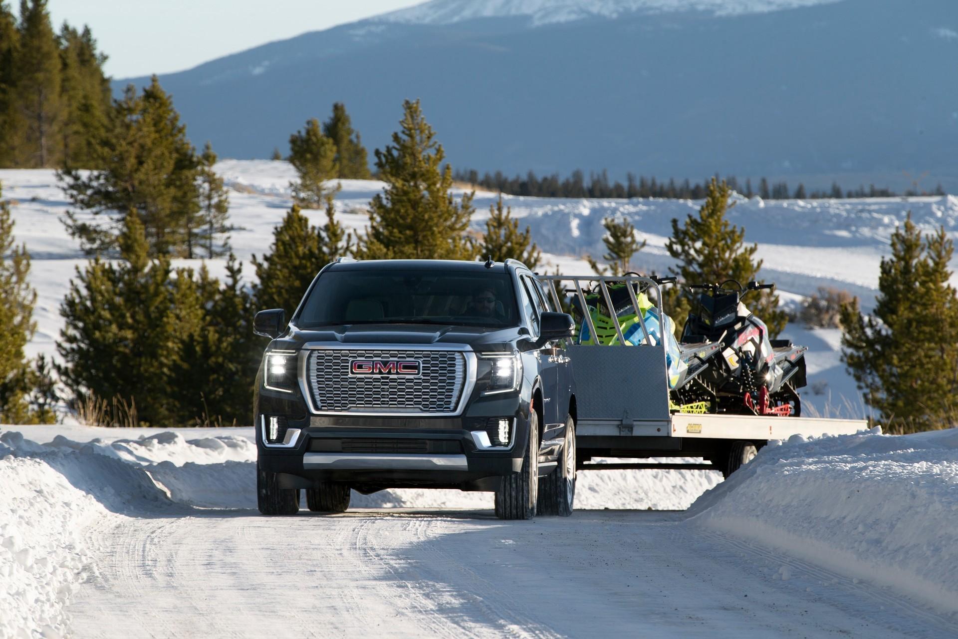 Foto de GMC Yukon 2021 (40/63)