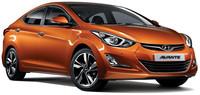 Hyundai Elantra 2014, renovado por fuera y por dentro