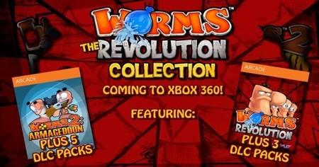'Worms Revolution' llegará pronto en formato físico a Xbox 360