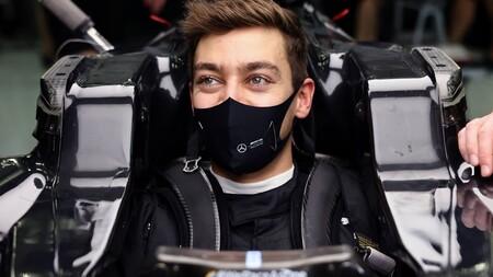 George Russell sustituirá a Valtteri Bottas y será el compañero de Lewis Hamilton en Mercedes para 2022