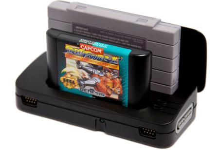 Retrode resucita tus cartuchos de la Super NES y Sega Genesis